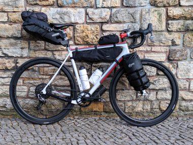 Que es el bikepacking